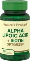 Alpha Lipoic Acid plus Biotin Optimizer