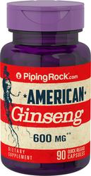 Ginseng américain 90 Gélules à libération rapide