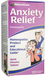 Anxiety Relief, 120 Tablets
