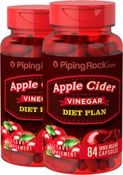 Vinaigre de cidre de pomme amincissant 84 Gélules à libération rapide