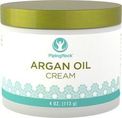Buy Argan Oil Cream 4 oz (113 g) Jar