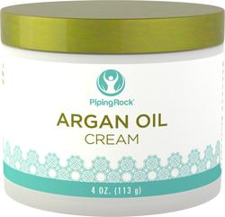 Crème d'huile d'argan 4 oz (113 g) Bocal