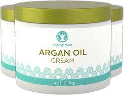 Arganolie-crème 4 oz (113 g) Pot
