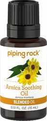 Aceite esencial de árnica, 100% puro 1/2 fl oz (15 mL) Frasco con dosificador