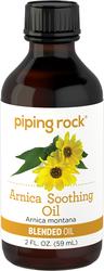 Aceite esencial de árnica, 100% puro 2 fl oz (59 mL) Botella/Frasco