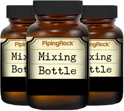 Aromatherapy Mixing Bottle - 3 Bottle Pack (3 Bottles x 1 fl oz (30 mL))