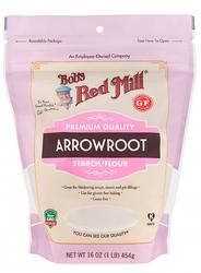 Arrowroot Starch Flour 16 oz (454 g)