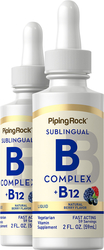 B12复合B族维生素液  2 fl oz (59 mL) 滴瓶