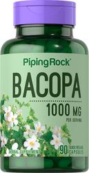 Bacopa Monnieri 1,000 mg (per serving) 90 Capsules