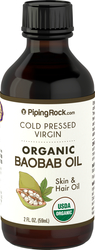 Baobab-Öl, rein, (Bio) 2 fl oz (59 mL) Flasche