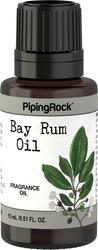 Huile de parfum de Rhum des mers 1/2 fl oz (15 mL) Compte-gouttes en verre