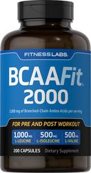 BCAAFit 2000 200 Cápsulas