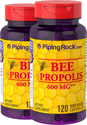Buy Bee Propolis Supplement 2 Bottles of 120 Capsules