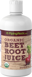Beet Root Juice (Organic), 32 fl oz (946 mL) Bottle