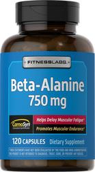 Beta-Alanina  120 Cápsulas