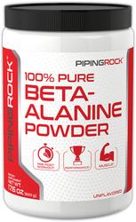 Pó de beta-alanina 17.6 oz (500 g) Frasco