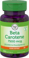 Beta Carotene (Vitamin A)