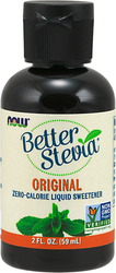 Better Stevia Original tekući ekstrakt 2 fl oz (59 mL) Boca