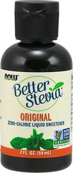 Better stevia origineel vloeibaar extract 2 fl oz (59 mL) Fles