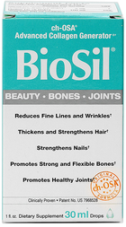BioSil Orthosilicic 30 mL Liquid