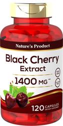 Black Cherry Ext 1400 mg, 120 Caps