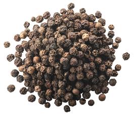 Grains de poivre noir entiers (Biologique) 1 lb (453.6 g) Sac