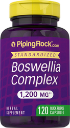 Buy Boswellia Serrata 1200 mg 120 Capsules