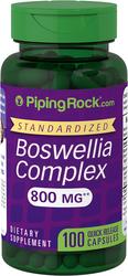 Boswellia Serrata 800mg Extract 100 Capsules