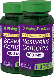 Boswellia Serrata Standardized Extra Complex 800 mg