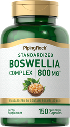 Standardisierter Boswellia serrata-Komplex  150 Kapseln mit schneller Freisetzung