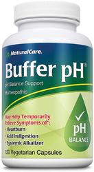Buffer pH Homeopathic, 120 Caps