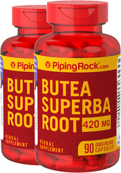 Butea Superba Root Extract Supplement 420 mg 90 Capsules
