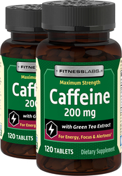 Kofein 200 mg s ekstraktom zelenog čaja 120 Tablete