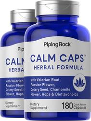 Calm Caps 180 Kapseln mit schneller Freisetzung