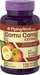 Camu-Camu-Extrakt  120 Kapseln mit schneller Freisetzung