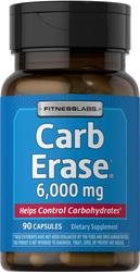 Eliminação de carboidratos 90 Cápsulas
