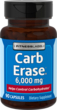 Carb Erase 6000 mg, 90 Caps