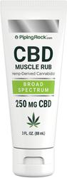 CBD-spierbalsem 3 fl oz (88 mL) Tube