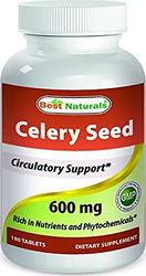 Celery Seed 600 mg