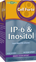 Cell Forte IP-6 Inositolhexaphosphat 240 Vegetarische Kapseln