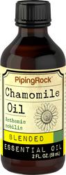 Mélange d'huile essentielle à la camomille 2 fl oz (59 mL) Bouteille