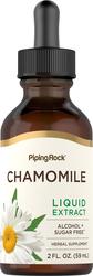 Chamomile Flowers Liquid Extract Alcohol Free 1 fl oz
