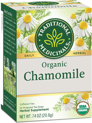 Chamomile Tea Organic, 16 Bags