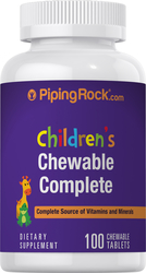 Children's Complete Daily 100 Tablets