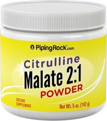 Poudre de malate de citrulline 2:1 5 oz (142 g) Bouteille