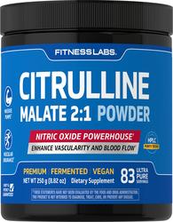 Αμινοξύ μηλικής κιτρουλίνης2:1 σε σκόνη 8.82 oz (250 g) Φιάλη