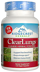 Clear Lungs 120 Capsules