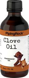 Aceite aromático de clavo 1 fl oz (30 mL) Botella/Frasco
