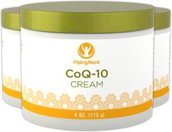 Co Q10 Cream 3 Jars x 4 oz (113 g)