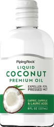 Liquid Coconut Premium Oil